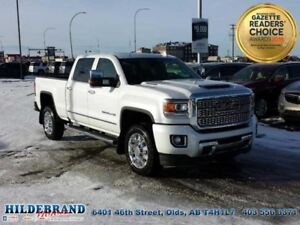 2019 GMC Sierra 2500HD Denali  - Navigation -  Leather Seats