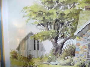 Rustic Country House by Art Legiehn Signed Artist Proof Stratford Kitchener Area image 4