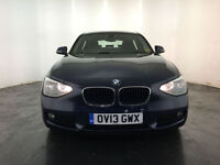 2013 BMW 116D EFFICIENT DYNAMICS DIESEL 1 OWNER SERVICE HISTORY FINANCE PX