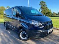 2018 Ford Transit Custom 290 LR P/VAN Panel Van Diesel Manual