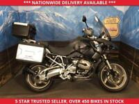 BMW R1200GS R1200GS R 1200 GS ABS ASC FULL LUGGAGE MOT 06/18 2008 08