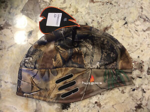 Fleece & Microfiber Hats,Gaiter - Camo, Realtree - NEW with Tags