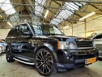 2009 Land Rover Range Rover Sport 3.0 TD V6 HSE SUV 5dr Diesel Automatic