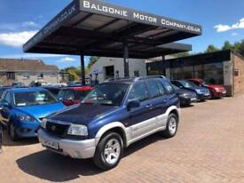 2004 Suzuki Grand Vitara 2.0 16v Estate 5dr