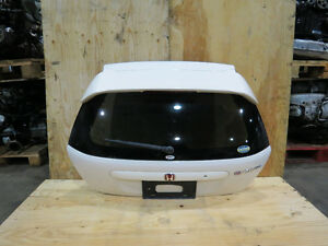 JDM 02-05 HONDA CIVIC EP3 TYPE R Rear Tailgate, Wing Spoiler SiR