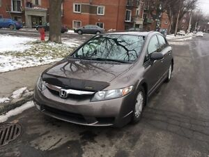 2009 Honda CIVIC DX-G. AUTOMATIC. A/C. POWER WINDOWS
