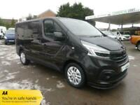 2019 Renault Trafic SL28 SPORT ENERGY DCI Panel Van Diesel Manual