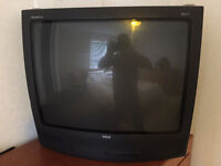 """RCA 27"""" TV- Works great,good condition"""