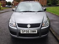 SUZUKI SX4 GL 2006 MODEL warranty included