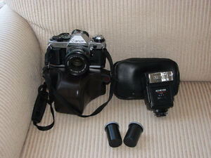 Canon AE-1 Program Camera