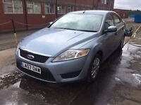 Bargain ford Mondeo edge tdci 140 diesel long MOT no advisories, new clutch and flywheel