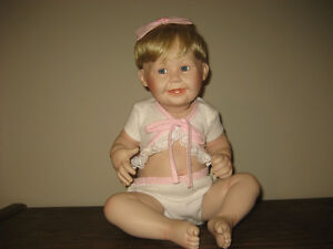 6 Adorable Ashton Drake Porcelain Dolls by Titus Tomescu Strathcona County Edmonton Area image 4