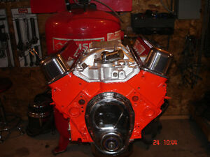 Small block CHEV 305 V8  ENGINE TOTALLY REBUILT for SALE