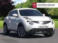 2016 Nissan Juke 1.6 DiG T N Connecta 5dr 5 door Hatchback