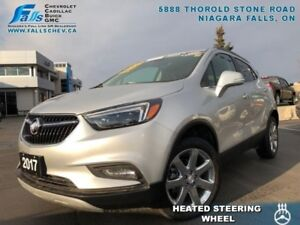 2017 Buick Encore Essence  HEATED STEERING WHEELSEATS,LEATHER,NA