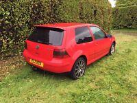 Volkswagen Golf GTTDI 110