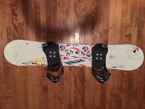 Snowboard + Botte de snow