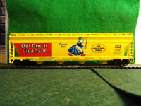 HO train  1975 TYCO Old Dutch Cleanser