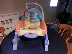 EXERCISEUR pour bébé poussette Matelas en bonne condition