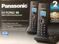 Panasonic dual cordless phone