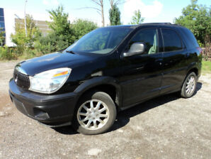 2005 Buick Rendezvous CXL Plus ONE OWNER TRUCK SUV, Crossover