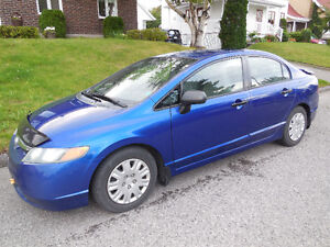 Honda Civic DX-G 2006 Automatique **83 500Km NEGOCIABLE