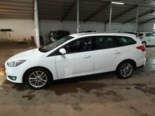 Ford Focus WAGON 1.5 TDCi 120cv Seamp;S Business