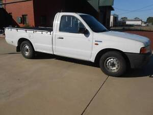 2002 Ford Courier Other Deniliquin Murray Area Preview