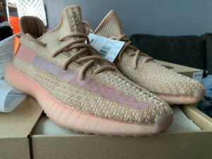 7374f8ce52382 Adidas Yeezy Boost 350 V2 Clay various sizes