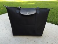 SMALL LONGCHAMP PLANETES TOTE DISCONTINUED AND RARE EDITION