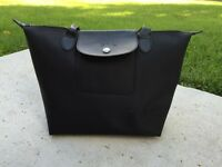 SMALL LONGCHAMP PLANETES TOTE LONG HANDLES DISCONTINUED EDITION