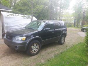 Ford escape 2005 4X4