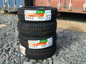New 175/65R14 winter tires, $250 for 4, on sale