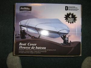 waterproof boat cover 17 - 19 ft