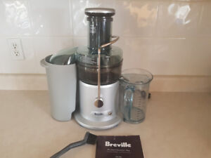 Breville JE98XL Two-Speed Juice Fountain Plus