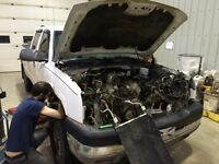 Oil Change -- gas and Diesel engines