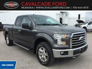 2016 Ford F150 4x4 supercab XTR pkg with dynamic hitch assist!!