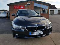 2014 BMW 320 2.0TD ( 184bhp ) ( s/s ) AUTOMATIC FULL SERVICE HISTORY