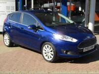 2015 FORD FIESTA 1.0 EcoBoost Titanium 5dr Powershift