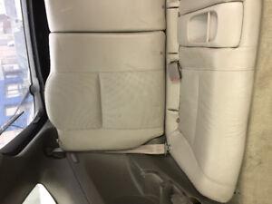 Acura Rsx Rear seats