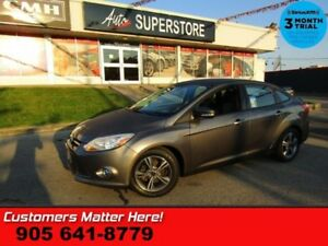 2014 Ford Focus SE  MANUAL HEATED SEATS BLUETOOTH ALLOYS