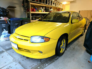 2004 Chevrolet Cavalier Z24 Coupe - LOW KMs