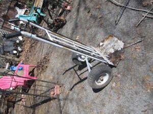 2  wheel lift  cart