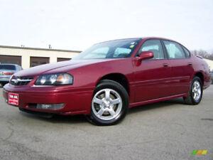 2005 Impala ls