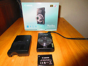 4 SALE- CANON ELPH 115IS P&S Digital camera