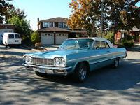 1964 Impala Convertable