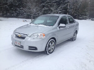 2010 Chevrolet Aveo, price will include tax and transfer.