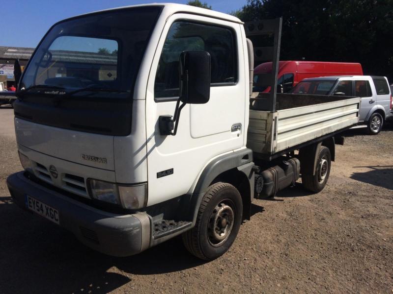 22f909b78b Nissan Cabstar 34.10 Short Wheel Base