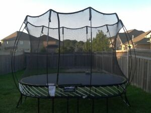 Springfree trampoline Assembly $90. Shed & Gazebo, inquire