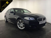 2013 BMW 520D M SPORT DIESEL SALOON 1 OWNER BMW HISTORY FINANCE PX WELCOME